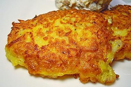 Kartoffelpuffer / Reibekuchen / Reibedatschi 4