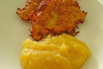 Kartoffelpuffer / Reibekuchen / Reibedatschi 14