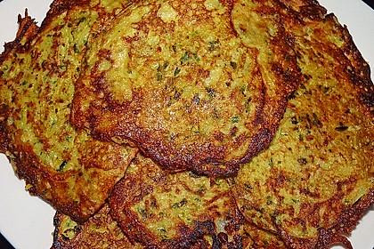 Kartoffelpuffer / Reibekuchen / Reibedatschi