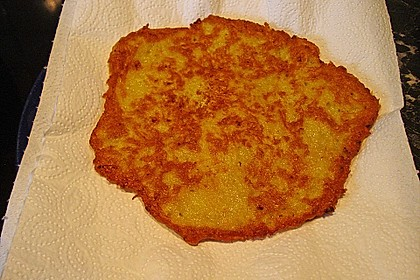 Kartoffelpuffer / Reibekuchen / Reibedatschi 13