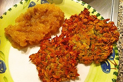 Kartoffelpuffer / Reibekuchen / Reibedatschi 21