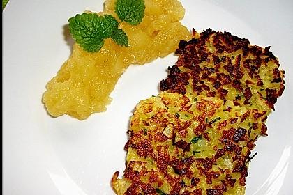 Kartoffelpuffer / Reibekuchen / Reibedatschi 9
