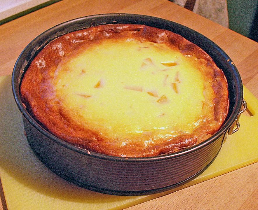 kaesekuchen mit wuerstchen, gebackener käsekuchen von karaburun   chefkoch.de, Design ideen
