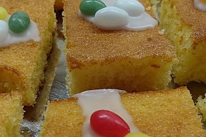 Zitronenkuchen vom Blech 2