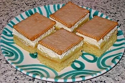 Zitronenkuchen - Blech