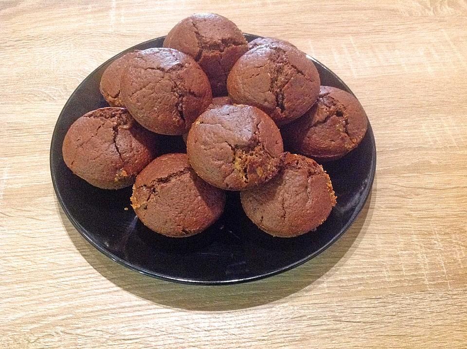 schoko muffins mit wei er schokolade rezept mit bild. Black Bedroom Furniture Sets. Home Design Ideas