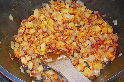 Serbische Bohnensuppe 18