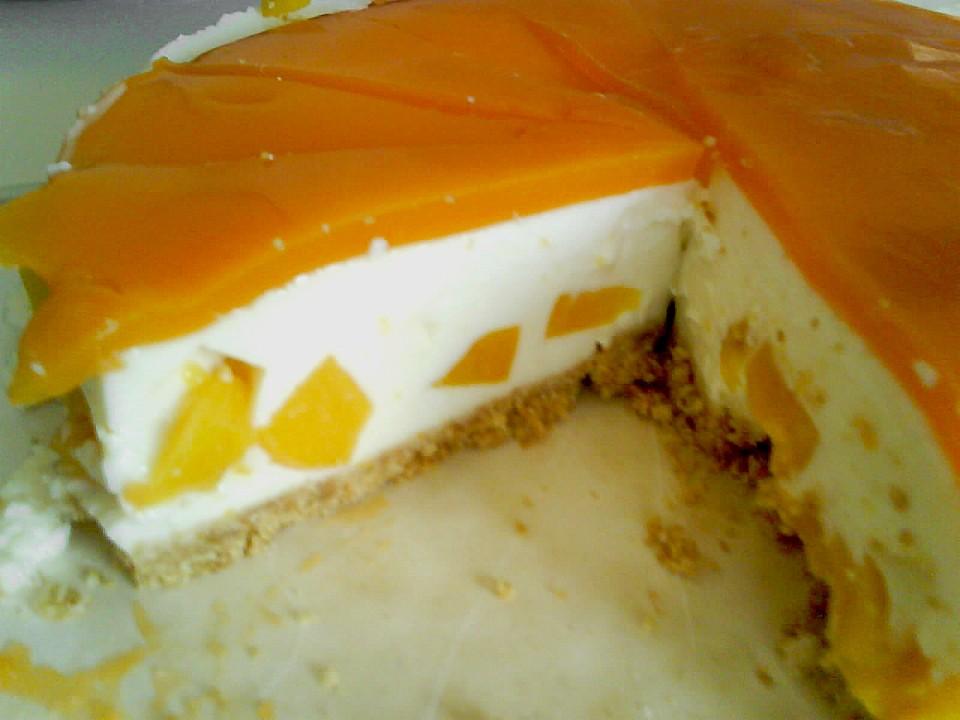 Aprikosen torte ohne backen