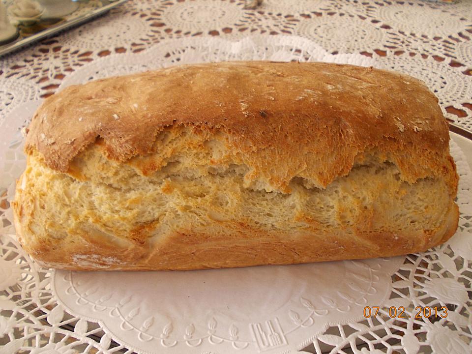 Brot backen rezept schnell