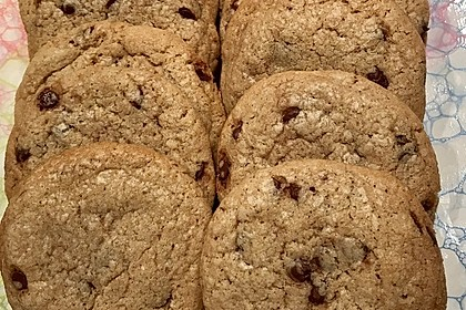 American Soft Chocolate Chip Cookies 3