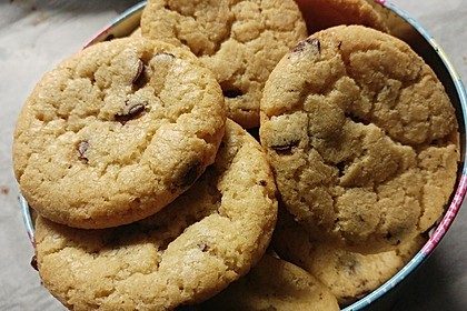 American Soft Chocolate Chip Cookies 1