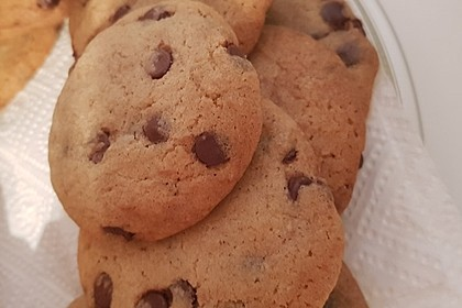 American Soft Chocolate Chip Cookies 16
