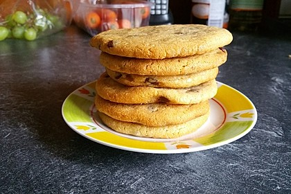 American Soft Chocolate Chip Cookies 7