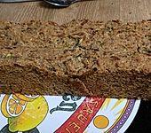 Zucchini-Mandel-Brot
