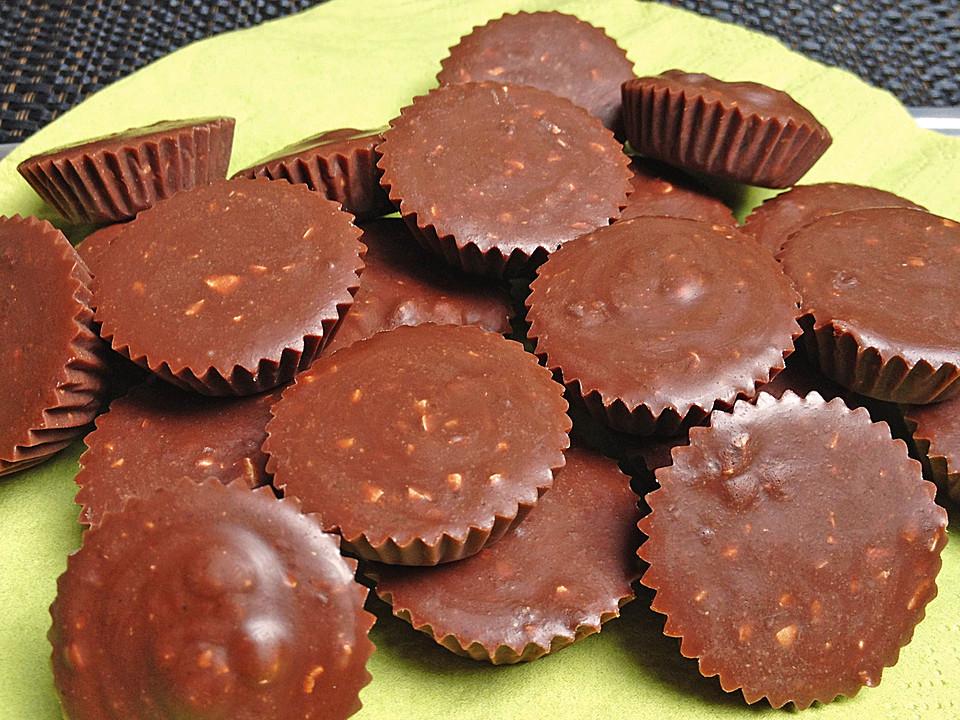 vegane schokolade rezept mit bild von die kleine. Black Bedroom Furniture Sets. Home Design Ideas