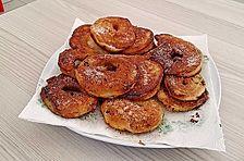 Glutenfreie Apfelbeignets