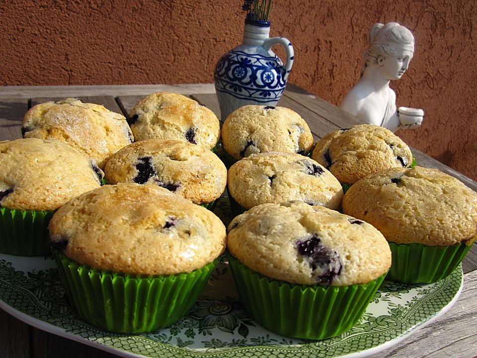 blaubeer muffins rezept mit bild von schokomaus01