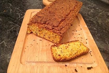Karotten-Eiweiß-Brot 1