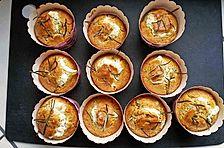 Grundrezept für herzhafte Muffins