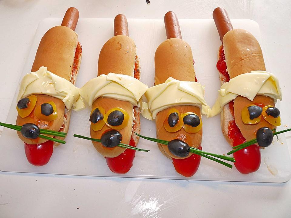 origineller hot dog rezept mit bild von mama jane. Black Bedroom Furniture Sets. Home Design Ideas