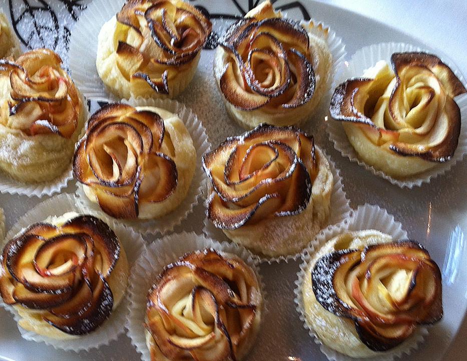 apfel rosen muffin rezepte