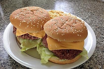 veggie burger von lord of vegetariens. Black Bedroom Furniture Sets. Home Design Ideas