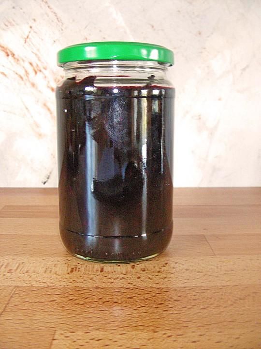 aronia zwetschgen marmelade rezept mit bild von kr uterfuzzi. Black Bedroom Furniture Sets. Home Design Ideas