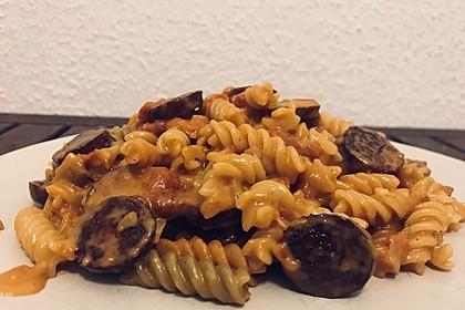 Wurst Pasta 27