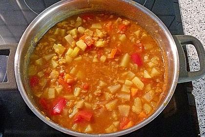Linsen-Kartoffel-Eintopf mit Garam Masala 1