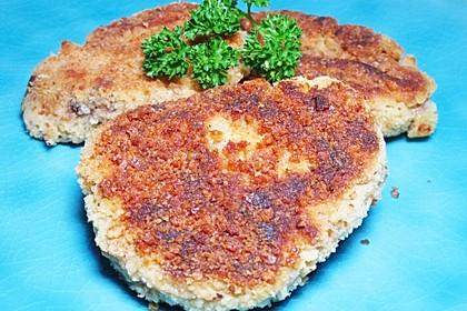 Walnuss-Kartoffel-Plätzchen