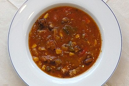 Barbecuesuppe