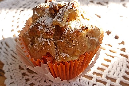 Bratapfel-Walnuss-Muffins 5