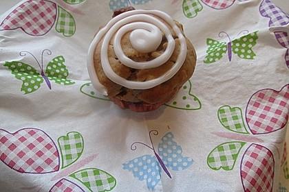 Bratapfel-Walnuss-Muffins 1
