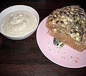 Veganer Frischkäse aus Cashews (Bild)