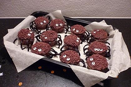 Spinnen-Muffins 2