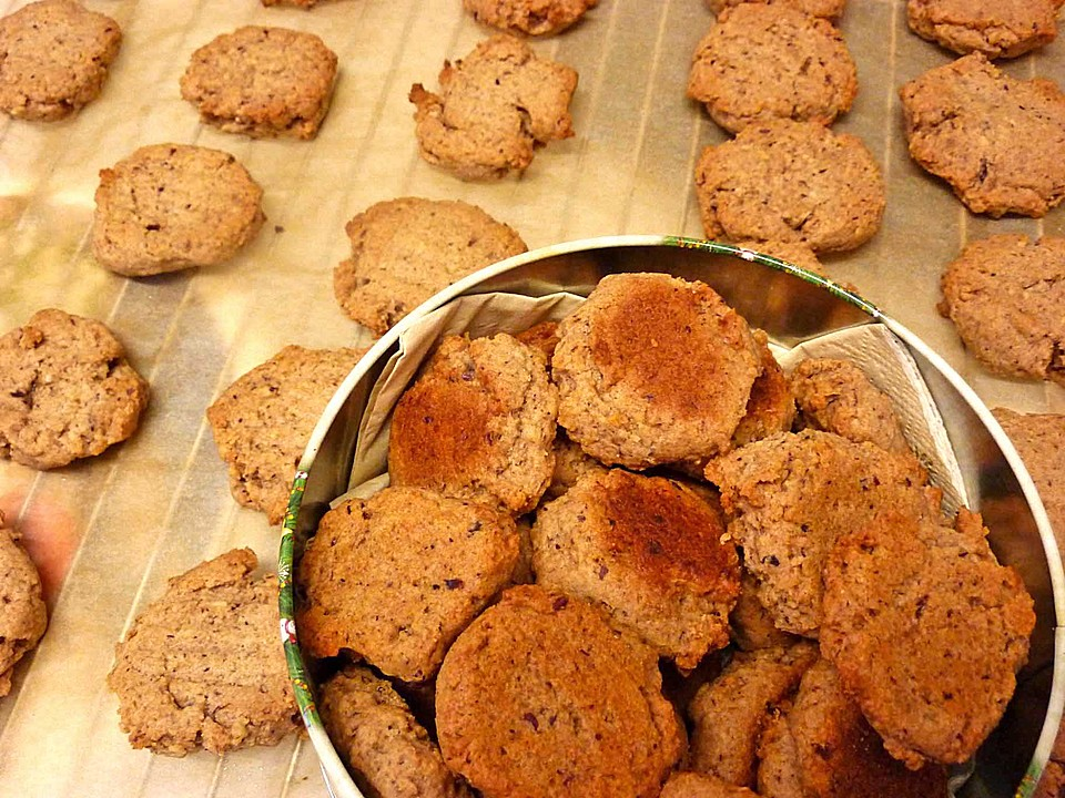 Hildegard von bingen rezepte dinkel kekse