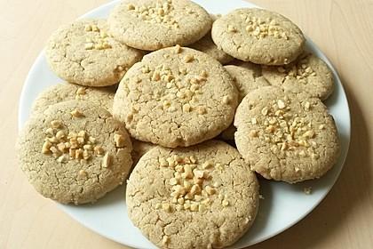 Tahini-Mandel-Kekse aus Israel 7