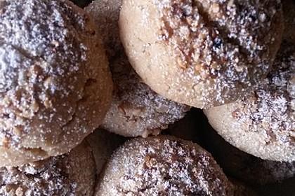 Tahini-Mandel-Kekse aus Israel 3