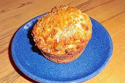 Herzhafte Käse-Buttermilch-Muffins 2