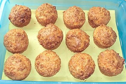 Herzhafte Käse-Buttermilch-Muffins 1