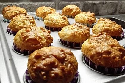 Herzhafte Käse-Buttermilch-Muffins