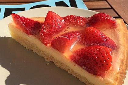 Erdbeer-Käsekuchen-Schnitten 17