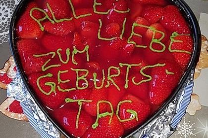 Erdbeer-Käsekuchen-Schnitten 36