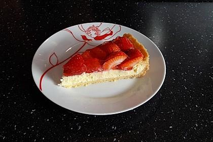 Erdbeer-Käsekuchen-Schnitten 21