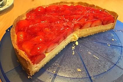 Erdbeer-Käsekuchen-Schnitten 18
