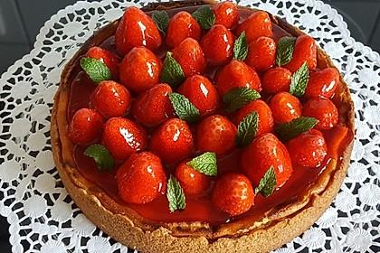 Erdbeer-Käsekuchen-Schnitten 16