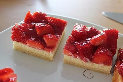 Erdbeer-Käsekuchen-Schnitten 7