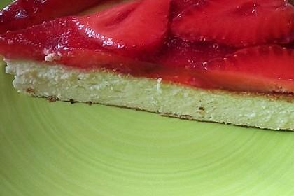 Erdbeer-Käsekuchen-Schnitten 23