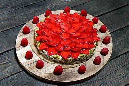 Erdbeer-Käsekuchen-Schnitten 25