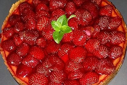 Erdbeer-Käsekuchen-Schnitten 9